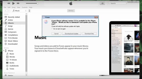 Cách cài nhạc chuông cho iPhone bằng itunes 2020
