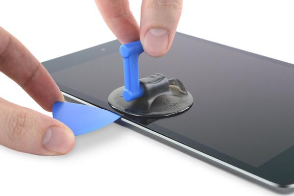 Cách xử lý lỗi iPad bị hở viền màn hình, bung keo, hở sáng