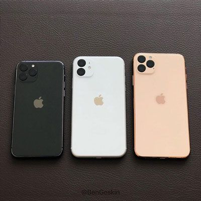 Thay màn hình iPhone 11, 11 Pro, 11 Pro Max