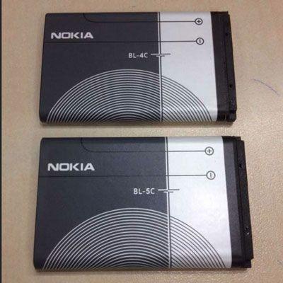 Thay pin Nokia 1xxx (Dòng Nokia cổ)