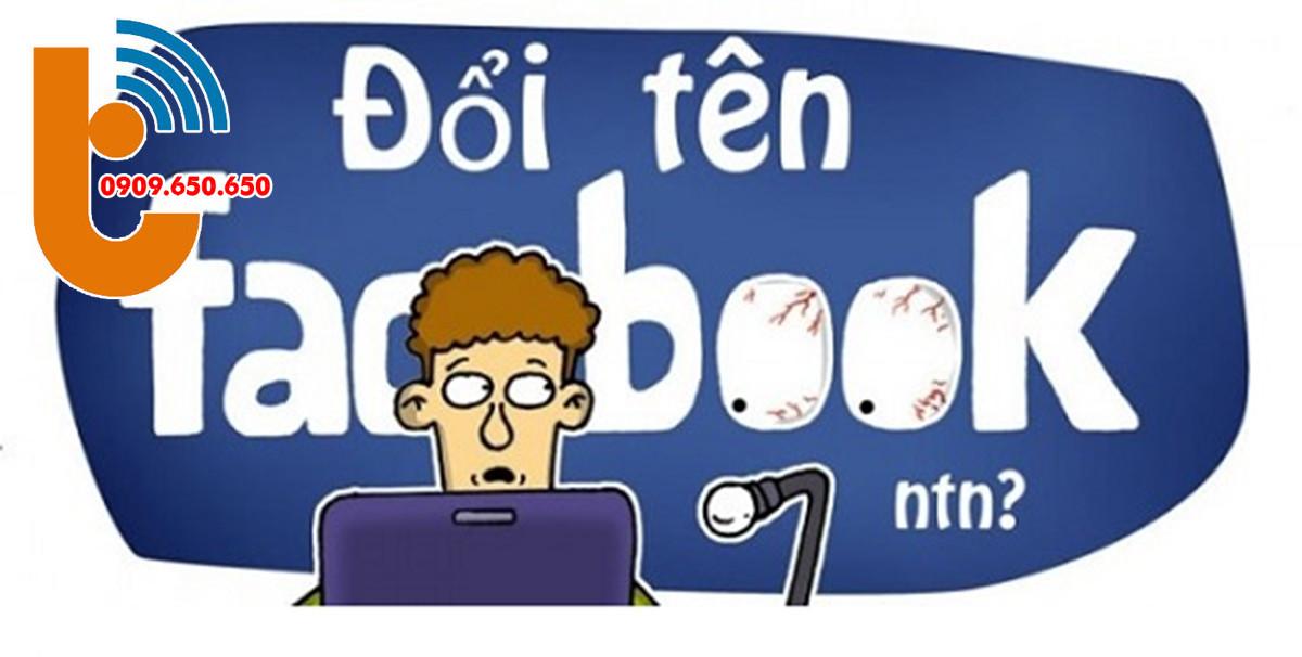 Hướng Dẫn Đổi Tên Facebook Nhanh Chóng