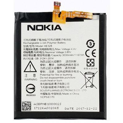 Thay pin Nokia 8.1