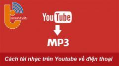 Hướng Dẫn Tải MP3 Từ Youtube