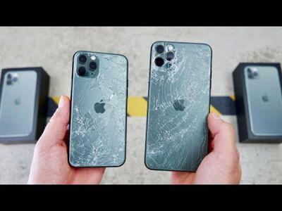 Thay kính lưng iPhone 11, 11 Pro, 11 Pro Max