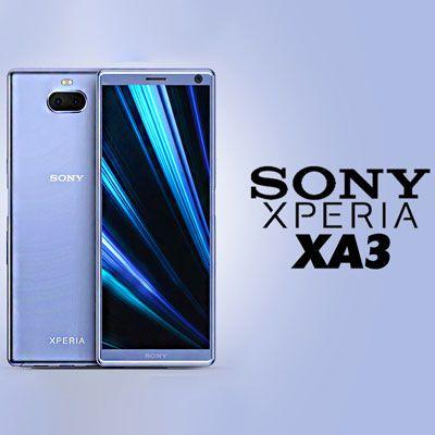 Thay mặt kính Sony Xperia XA3, XA3 Ultra