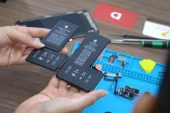 Thay pin iPhone 11, 11 Pro, 11 Pro Max có mất chống nước phải không?