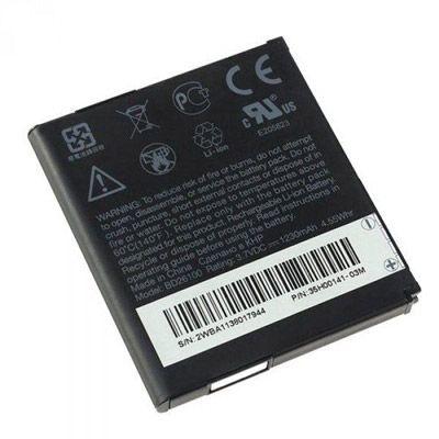 Thay pin HTC Desire HD