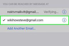 4 bước để chuyển từ iMessage sang tin nhắn văn bản