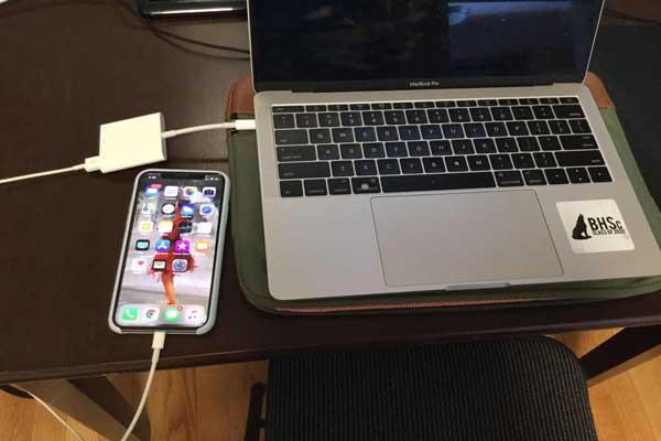 Các cách kết nối iPhone với Macbook đơn giản, dễ dàng