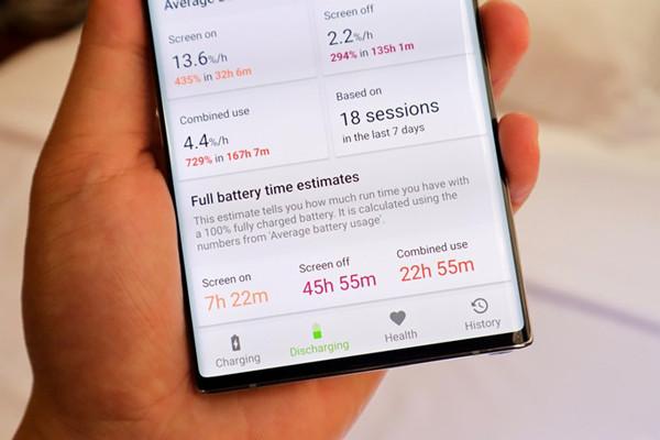 Kiểm Tra Số Lần Sạc Pin Trên Các Máy Samsung