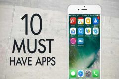 TOP Những ứng dụng cần thiết cho iphone