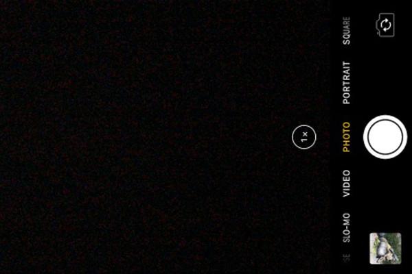 Camera iPhone 7 Plus bị đen vì sao - Khi nào cần thay mới?