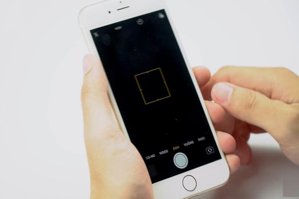 Hướng dẫn 3 cách khắc phục lỗi camera iPhone 6 bị đen