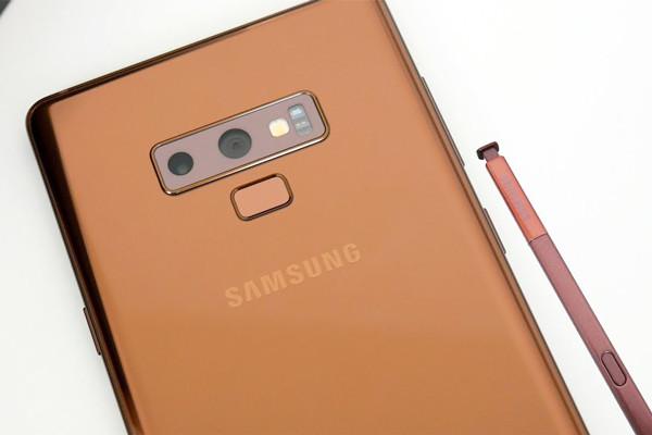 Gợi ý về màu sắc đẹp nhất khi mua Samsung Galaxy Note 9