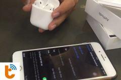 Cách đổi tên Airpods trong phần cài đặt Bluetooth