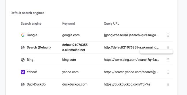 Hướng dẫn loại bọ virus Akamaihd.net gây chuyển hướng trên HĐH MacOS