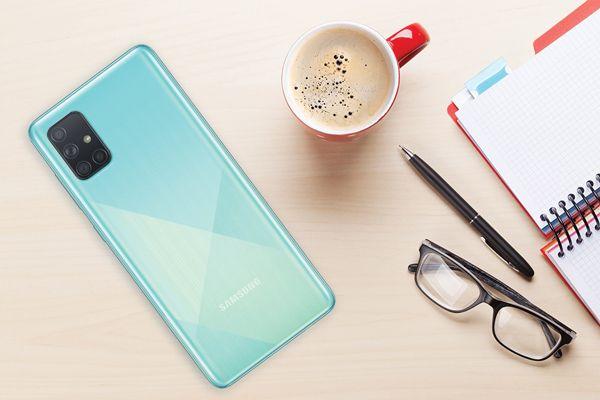 Hướng dẫn cách chụp màn hình Samsung A71 đơn giản - Ai cũng làm được