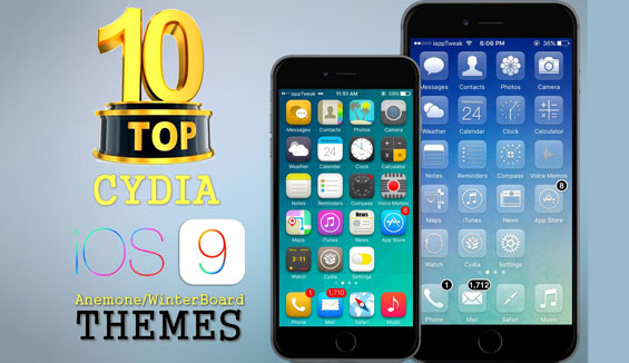 Cách để có bộ theme đẹp cho iPhone