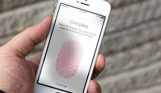 Tại sao iPhone không thể hoàn thành thiết lập Touch ID?