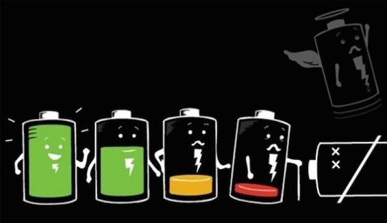 Làm thế nào khi điện thoại iPhone 7 bị pin ảo