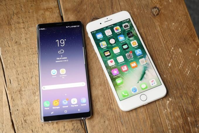 So tài giữa Camera Galaxy Note 8 vs iPhone 7 Plus, máy nào CHẤT hơn?