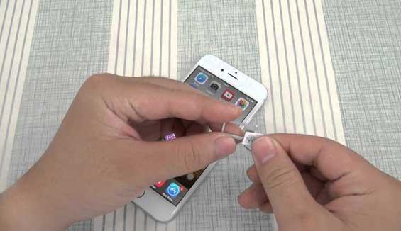 Hướng dẫn khắc phục lỗi iPhone 6 lock sóng yếu hiệu quả
