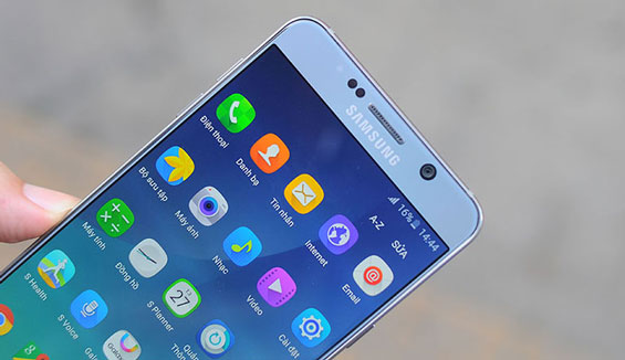 Hướng dẫn khắc phục lỗi Samsung Note 5 không vào được 3G
