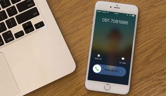 Làm thế nào khi iPhone 6 không đổ chuông báo cuộc gọi đến?