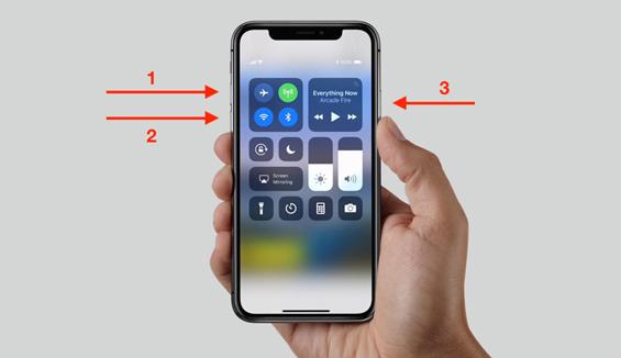 Bạn đã biết những cách tắt nguồn iPhone khi bị treo này?