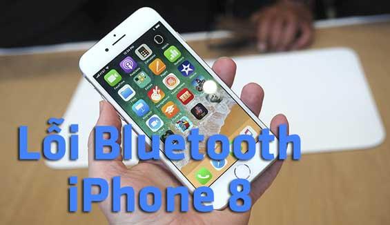 Hướng dẫn chi tiết cách sửa lỗi bluetooth iPhone 8 đơn giản