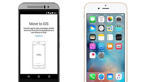 Mẹo đồng bộ danh bạ Android sang iPhone dễ dàng hơn bao giờ hết