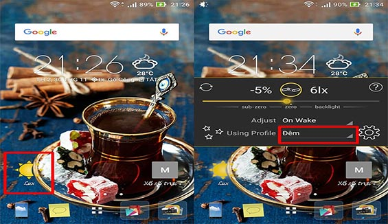 Top 03 phần mềm giảm độ sáng màn hình Android tốt nhất
