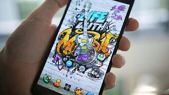 05 bộ theme cho Android giúp thay đổi diện mạo đẹp nhất