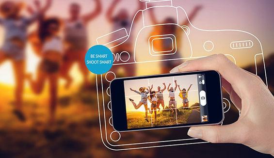 Cách chụp ảnh nghệ thuật bằng điện thoại với 6 quy tắc nằm lòng