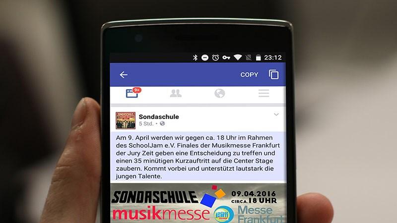 Hướng dẫn cách sao chép văn bản trên điện thoại Android nhanh nhất