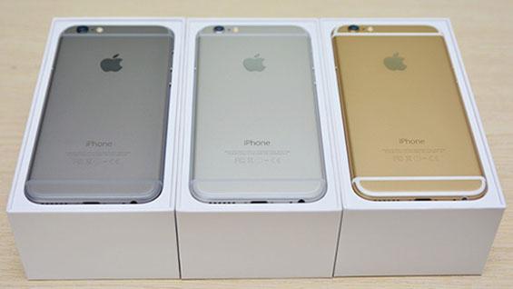 iPhone 6 có mấy màu và nên mua iPhone 6 màu nào