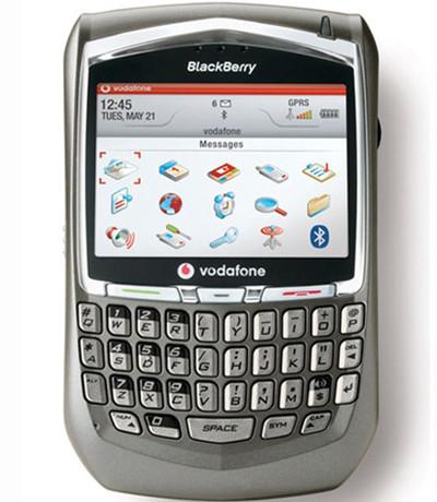 Thay màn hình Blackberry 8700