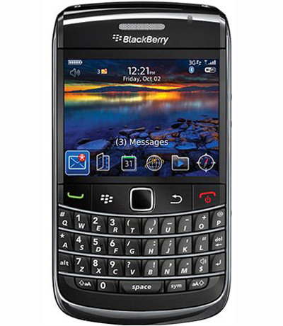 Thay màn hình BlackBerry 9650, 9630