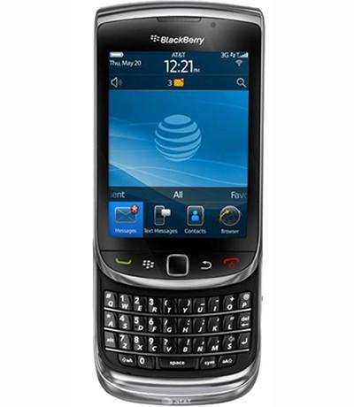BlackBerry 9810 (Torch) - Cũ