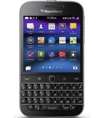 BlackBerry Classic AT&T FullBox