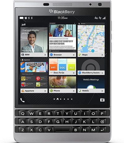 Sửa chữa BlackBerry Passport, Passport Silver Edition