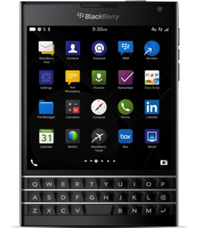 Thay ic nguồn BlackBerry Passport, Passport Silver