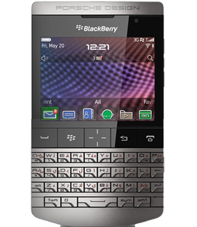 Sửa sóng BlackBerry Porsche Design P'9981