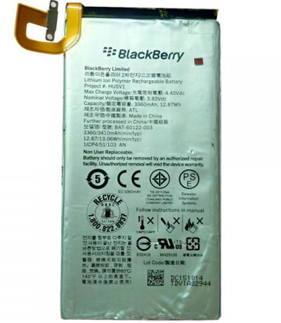 Thay Pin BlackBerry Priv, DTEK50, DTEK60