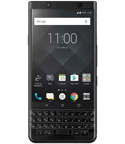 BlackBerry KEYone Black 2 Sim