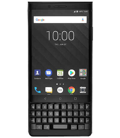 BlackBerry KEY 2 Black 64GB ( 2 sim )