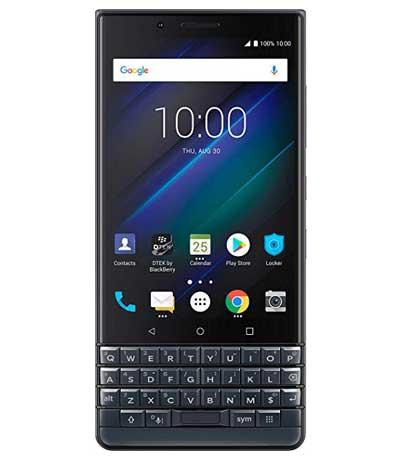 BlackBerry KEY2 LE Xanh Xám ( 2 sim )