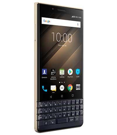 BlackBerry KEY2 LE vàng Champagne ( 2 sim )
