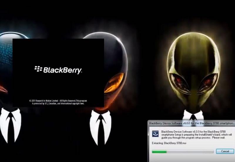 Hướng dẫn Up rom blackberry 9900 chưa bao giờ đơn giản hơn