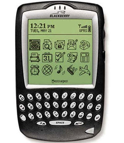 Blackberry 6710